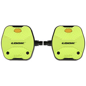 Look Geo City Grip Pedals lime